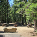 General Creek Campground.- General Creek Campground