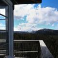 Amazing views in all directions from Flag Point.- Flag Point Fire Lookout