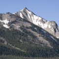 Peak 9,774 from the Huckleberry and Hell Roaring Divide.- Huckleberry Creek