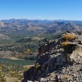 View of Red Lake.- Red Lake Peak Loop