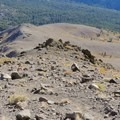 Follow this ridge back to the parking lot.- Red Lake Peak Loop