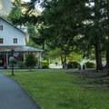 Lake Crescent Lodge.- Lake Crescent Lodge