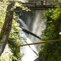 Sol Duc Falls, Olympic National Park.- Sol Duc Falls