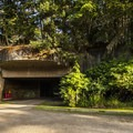 Camp Hayden WWII bunker.- Salt Creek Recreation Area