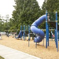 Playground at Salt Creek Recreation Area.- Salt Creek Recreation Area