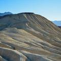 Zabriskie Point.- Golden Canyon
