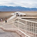 Entry to Badwater Basin.- Badwater Basin