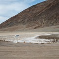 Badwater Basin in Death Valley National Park.- Badwater Basin