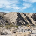 Mesquite Spring Campground.- Mesquite Spring Campground