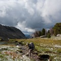 10,000 feet, Surprise Valley.- Fall Creek - Surprise Valley, Broad Canyon Divide
