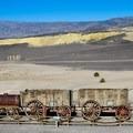 A 20 mule team carriage.- Harmony Borax Works