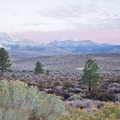 The Mono Basin lies just east of Yosemite and the Sierra Nevada.- Mono Basin National Scenic Area