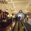Main lobby at the Claremont Hotel Club + Spa.- Claremont Hotel Club + Spa