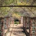 Empire Cottage gardens.- Empire Mine State Historic Park