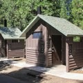 Campground facilities.- Wild Plum Campground