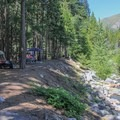 Wild Plum Campground.- Wild Plum Campground