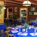 Herrington's dining room.- Herrington's Sierra Pines Resort