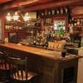 The bar.- Herrington's Sierra Pines Resort