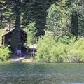 Packer Lake Lodge.- Packer Lake Lodge