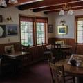 Dining room.- Sardine Lake Resort