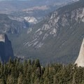 Sentinel Dome affords fantastic views of Yosemite's iconic landmarks.- Sentinel Dome