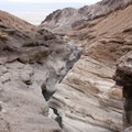 Mosaic Canyon Trail, Death Valley National Park.- Mosaic Canyon Trail