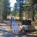 Soda Springs Trailhead.- Soda Springs