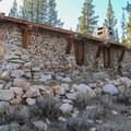 Parson's Memorial Lodge.- Soda Springs