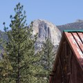 The resort is located in the central Sierra on the edge of the Ansel Adams WIlderness.- Mono Hot Springs Resort