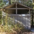 Campground facilities.- Mono Hot Springs Campground