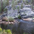 Mono Hot Springs Campground.- Mono Hot Springs Campground