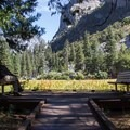 A meditative setting.- Zumwalt Meadow Loop