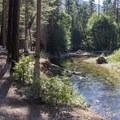 The River Trail.- River Trail Hike, South Fork of the Kings River