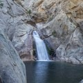 Roaring River Falls in Kings Canyon National Park.- Roaring River Falls