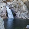 Roaring River Falls.- River Trail Hike, South Fork of the Kings River