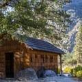 Knapp's Cabin.- Knapp's Cabin
