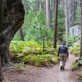 Kanaywer Loop Trail.- Kanawyer Loop Trail