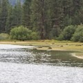 Hume Lake.- Hume Lake Recreation Area