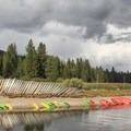 Boat rentals are availble at the Christian Camp. - Hume Lake Recreation Area