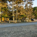 Crescent Beach Campground + RV Park.- Crescent Beach + RV Park