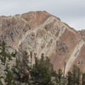 Another view of the south ridge of Peak 10,886.- North Fork of the Big Wood