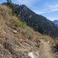 Follow the signs for Monarch Lake.- Monarch Lakes Hike