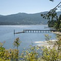 Sequim Bay.- Sequim Bay State Park Campground
