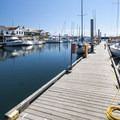 Port of Port Townsend, Point Hudson Marina.- Point Hudson Marina + RV Park