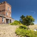 Alexander's Castle at Fort Worden State Park.- Fort Worden State Park