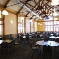 Fort Worden State Park Commons cafeteria.- Fort Worden State Park