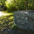 Memory's Vault at Fort Worden State Park.- Fort Worden State Park