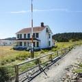 Point Wilson Lighthouse.- Point Wilson Lighthouse