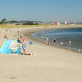 Fort Worden Beach.- Fort Worden Beach