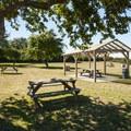 North Beach Park adjacent to North Beach parking area.- North Beach, Port Townsend